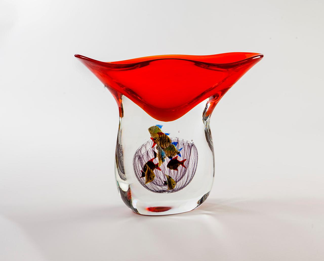 vaso-acquario-vetro-murano-schiavon