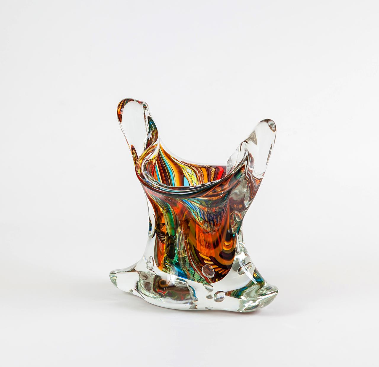 vaso-vetro-murano-schiavon-art-team