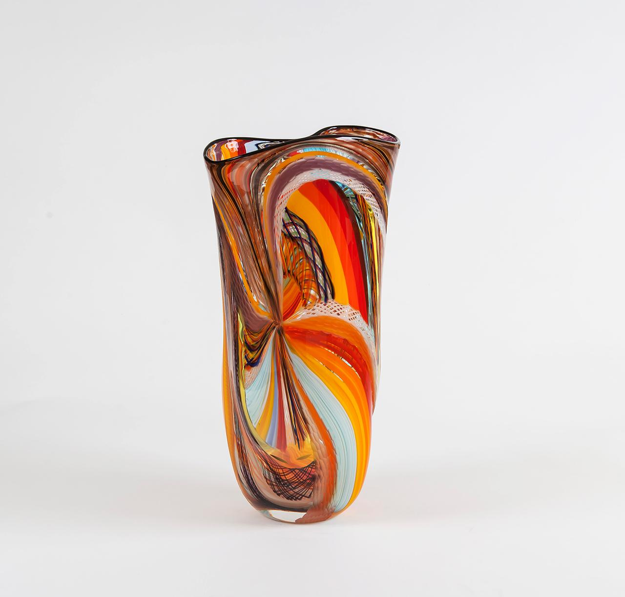carnevale-vaso-vetro-soffiato-schiavon-murano-2