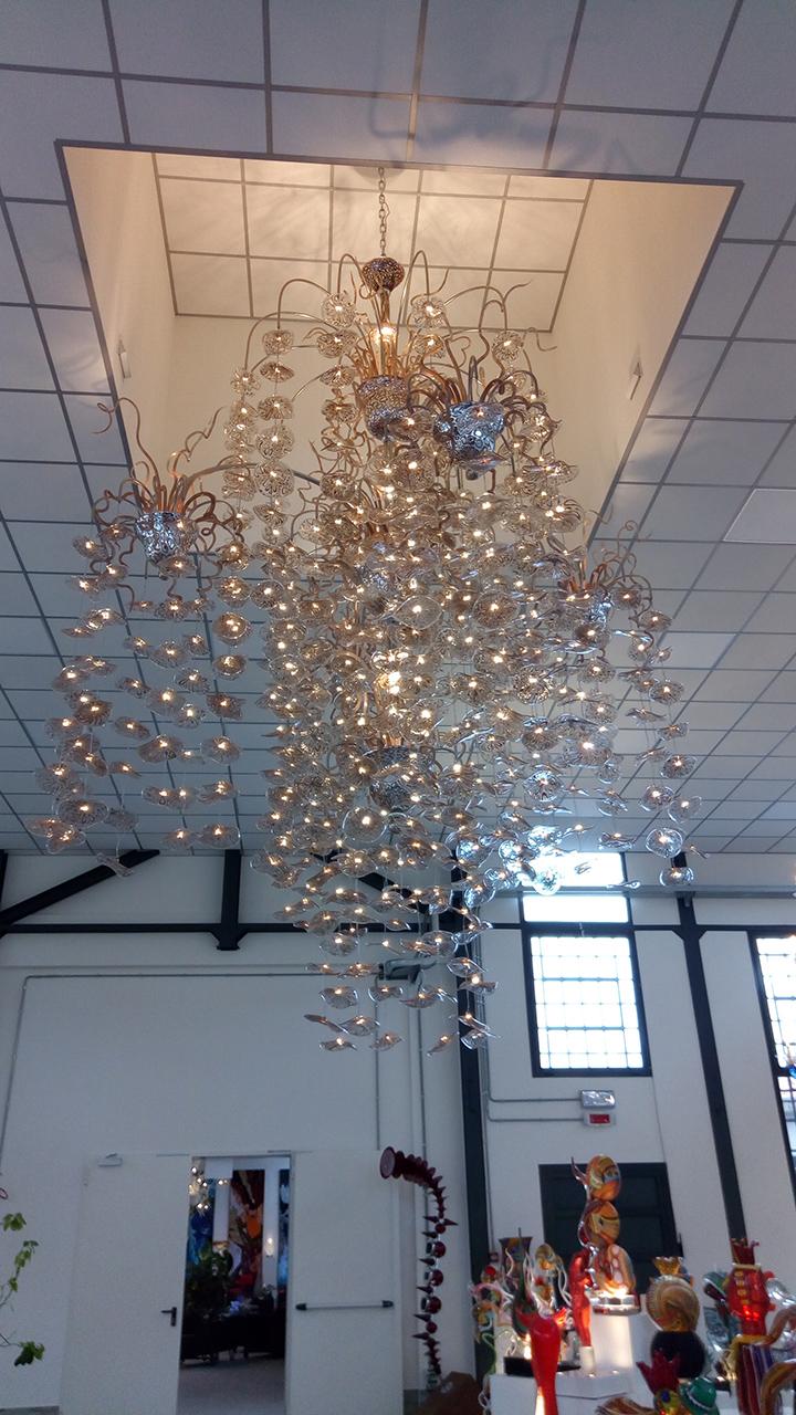notevole-lampadario-vetro-murano-massimiliano-schiavon