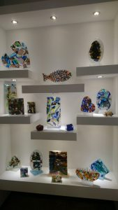 murano artistic glass shop